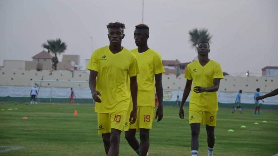 Tournoi UFOA U20: le Syli National Junior va affronter son homologue de la Gambie
