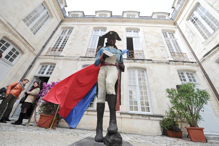 Toussaint Louverture et la révolution haïtienne, grands absents des manuels scolaires français