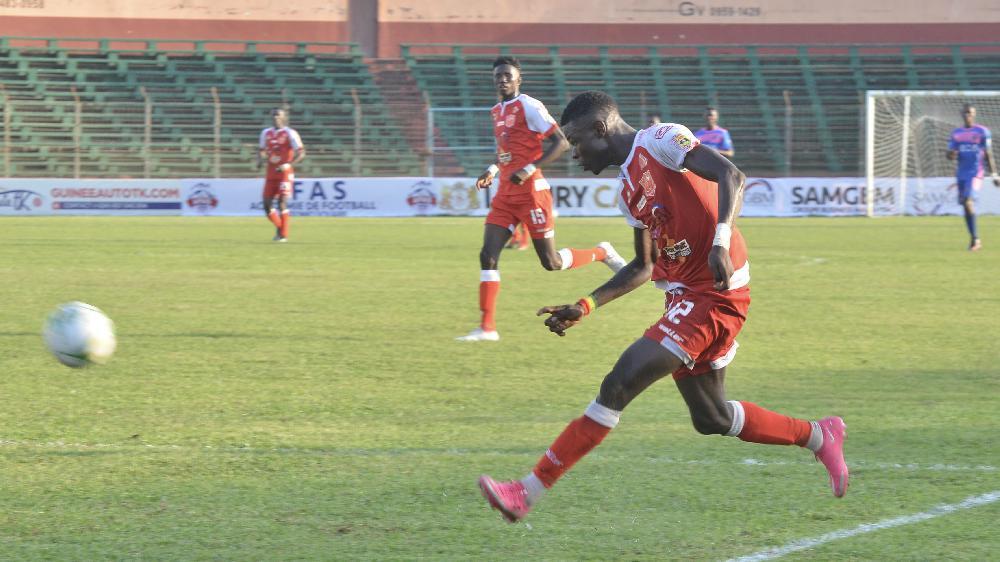 Ligue des Champions: le Horoya AC valide son ticket pour la phase des poules