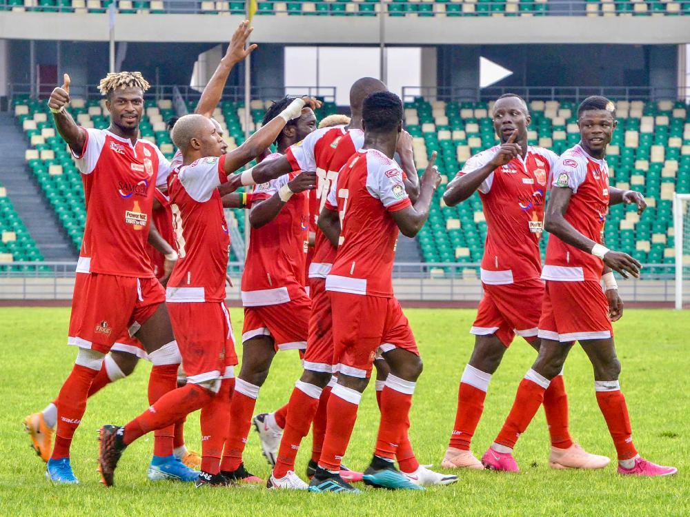 Phase de poules de la Ligue des Champions: le Horoya AC connaît ses adversaires