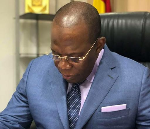 Alpha Condé valide la démission du gouvernement Fofana ( communiqué )