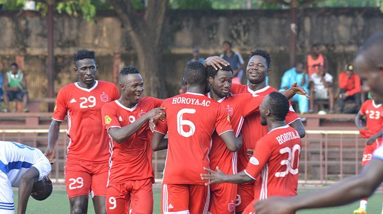 Ligue des Champions Total: le Horoya AC connait son programme