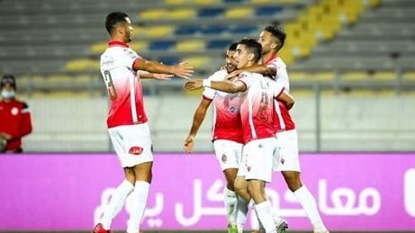 Ligue des Champions CAF: le Horoya tombe au Maroc sans démériter
