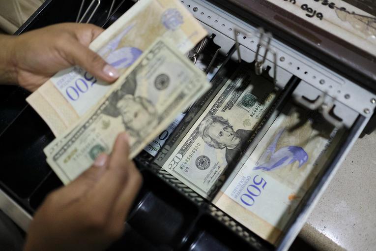 Le Venezuela lance un billet de 1 million de bolivars qui ne vaut que 50 cents de dollar