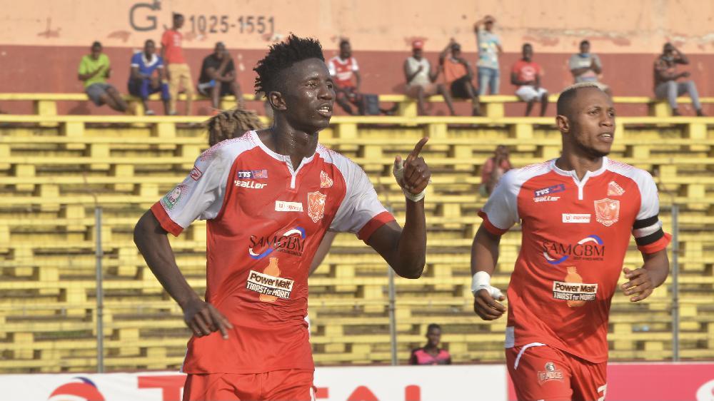 Ligue 1 Salam: le Horoya AC humilie le Fello Star de Labé