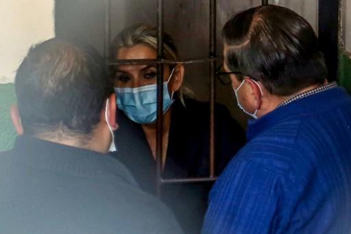 Bolivie: prison requise contre l'ex-présidente Añez, accusée d'avoir renversé Morales