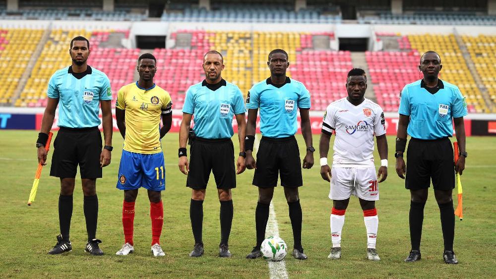 Total Ligue des Champions: en déplacement à Luanda, le Horoya AC vient à bout de Petro Athélico