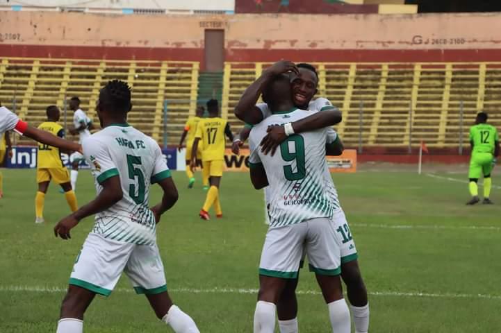 Ligue 1 Salam: le Hafia FC enchaîne devant Santoba!