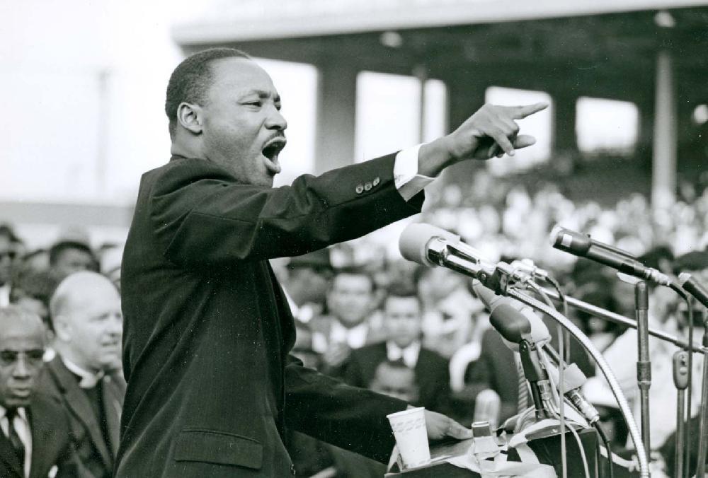 Aujourd'hui: 4 avril 1968, Martin Luther King assassiné à Memphis