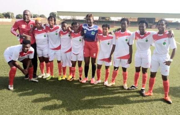 Ligue 1 Féminine: le Horoya AC et la JT de Kamsar dominent !