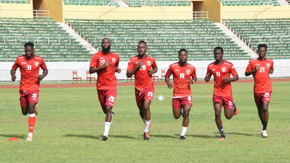 Ligue 1 Salam: le Horoya AC tourne la page de la Ligue des Champions et reprend le travail