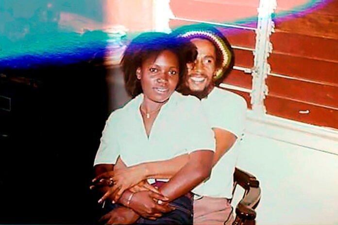 Bob Marley, le reggae-man et la fille d'Omar Bongo