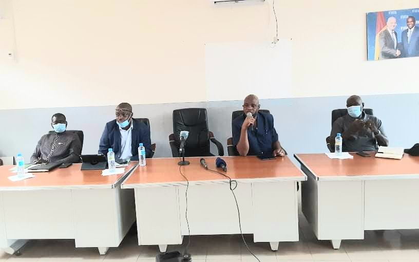 Feguifoot: rencontre entre le secrétariat général de l'institution et les organes juridictionnels