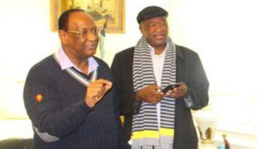 Mamadou Sylla vs Lansana Kouyaté: un proche de Cellou Dalein s'énerve contre l'ancien patron de Futurelec