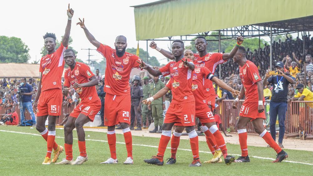 Ligue 1 Salam: face à la SAG, le Horoya AC ramène trois points de Kankan