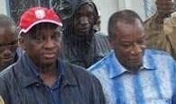 Feguifoot: le chef de l' Etat est très content de Antonio Souaré pour son retrait de la course ( communiqué )