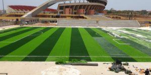 CAN Conakry 2025: le Stade Petit Sory servira de terrain d'entraînement