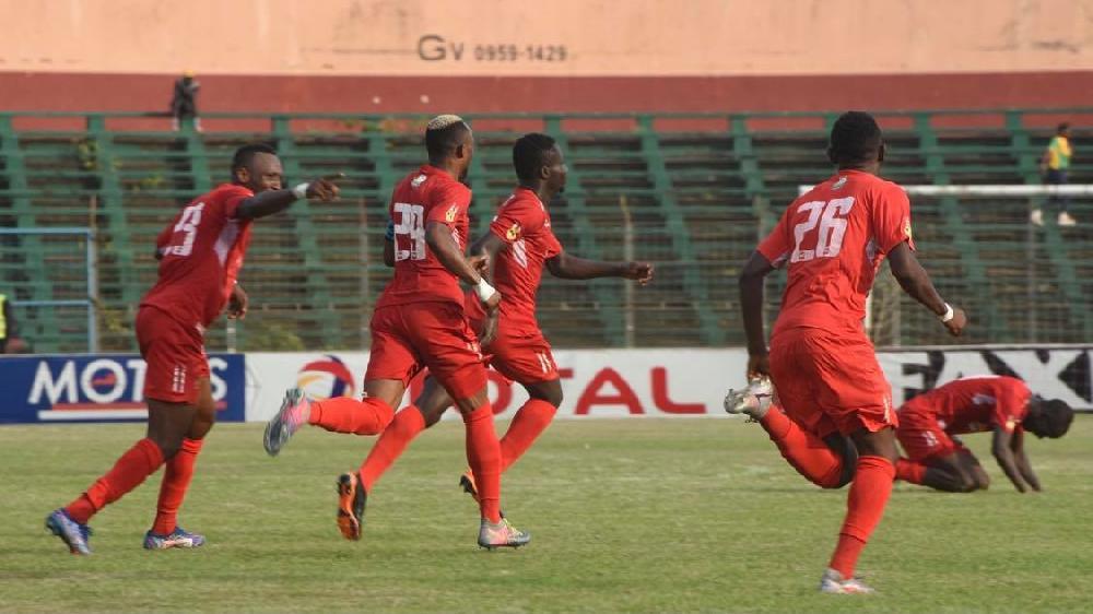 Ligue 1 Salam: encore vainqueur de Kaloum ( 1 - 0 ), encore un classico pour le Horoya AC !