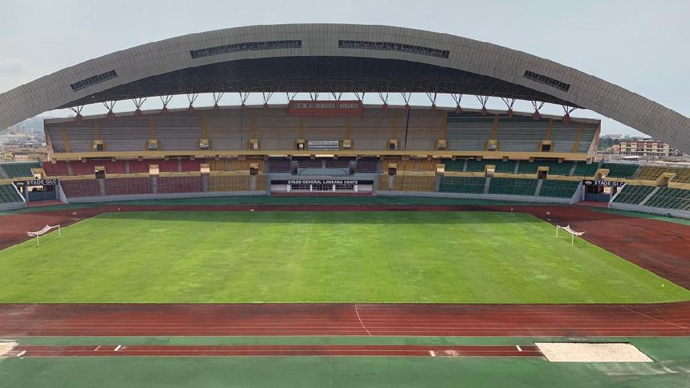 Mondial FIFA 2022:  le Syli National va disputer les éliminatoires au Stade Général Lansana Conté de Nongo