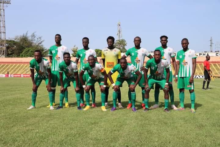 Ligue 1 Salam:  Gakou porte le Hafia FC face au Fello !