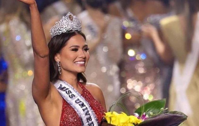 Miss Univers: voici la plus