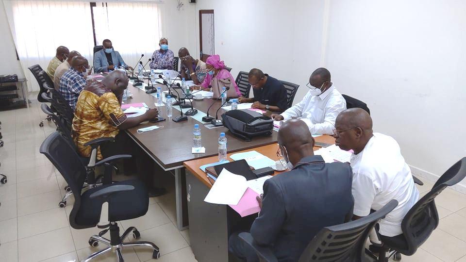 Ces grandes décisions du Comité Exécutif de la Feguifoot sous la houlette du président Antonio Souaré