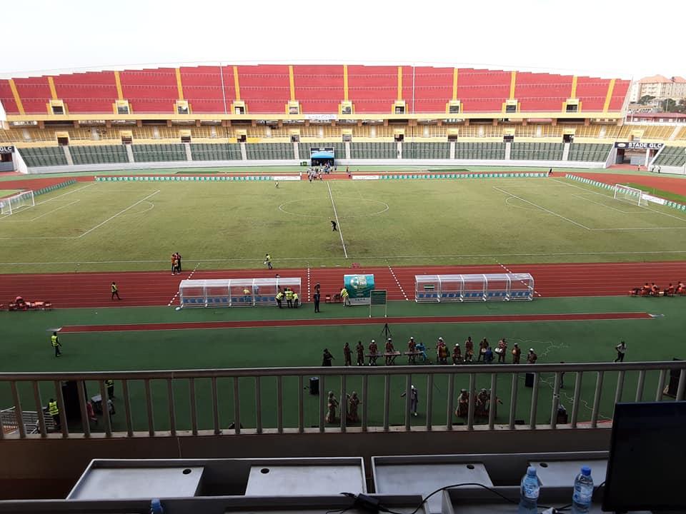 Tournoi U-15 de l'UFOA, Zone A : quand la Guinée corrige le Libéria au Stade Général Lansana Conté