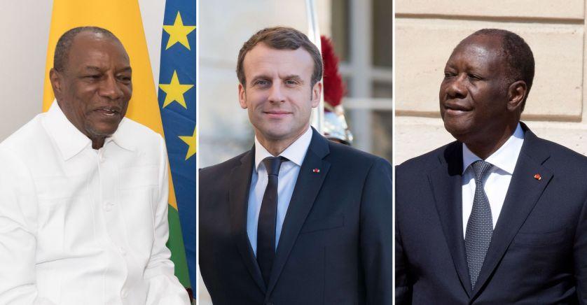 Colère : Macron et les vieux crocodiles de la FrançAfrique