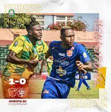 La vidéo du match Horoya AC vs CIK et le but controversé de Gnagna Barry