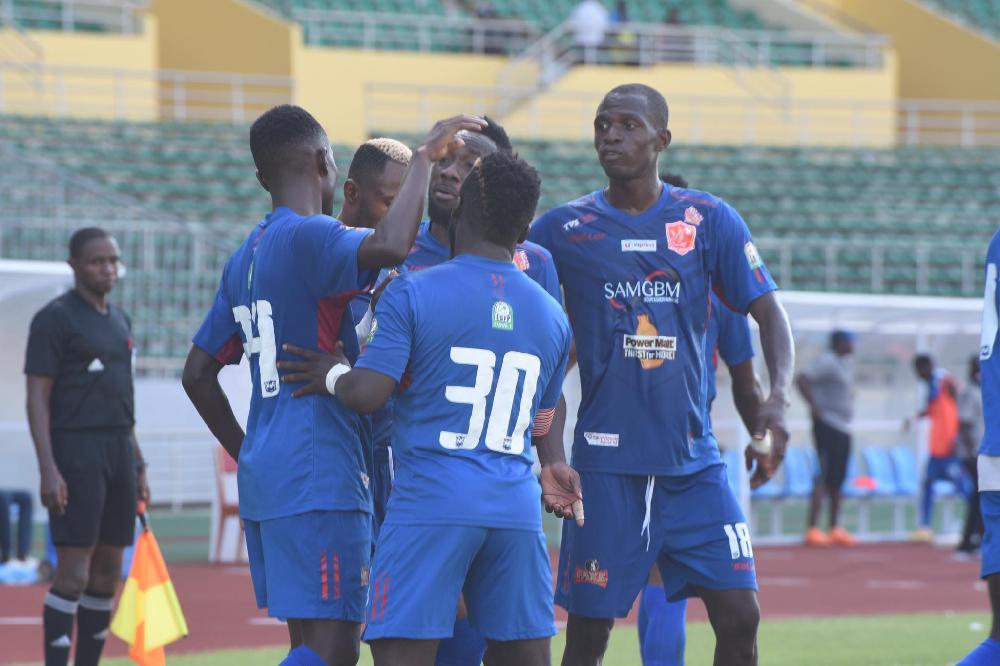 Ligue 1 Salam: sans forcer, le Horoya AC s'impose sur le club de Siguiri et s'empare de la première place du championnat