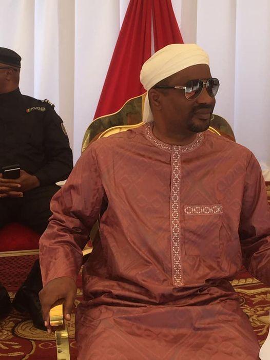 Tibou Kamara, le sofa du président Alpha