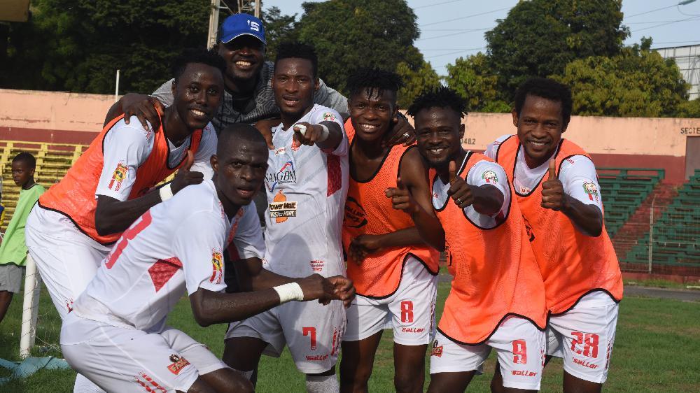Ligue 1 Salam: le Horoya signe son 7e succès consécutif en faisant chuter le Satellite FC