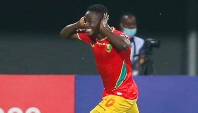 Guinée vs Kosovo en Turquie: Morlaye Sylla du Horoya AC, un des artisans de la victoire du Syli National