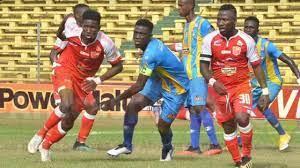 Ligue 1 Salam: regardez la belle volée de Naby Sylla du Horoya AC face au Satellite FC ( Vidéo )