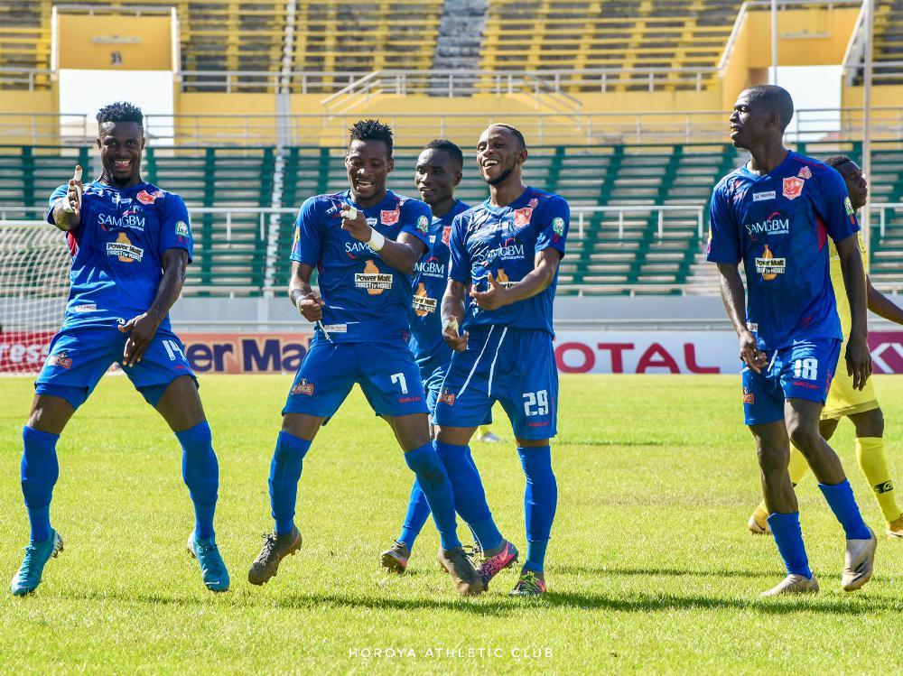 Ligue 1 Salam: le Fello Star tombe, à son tour, devant le Horoya AC