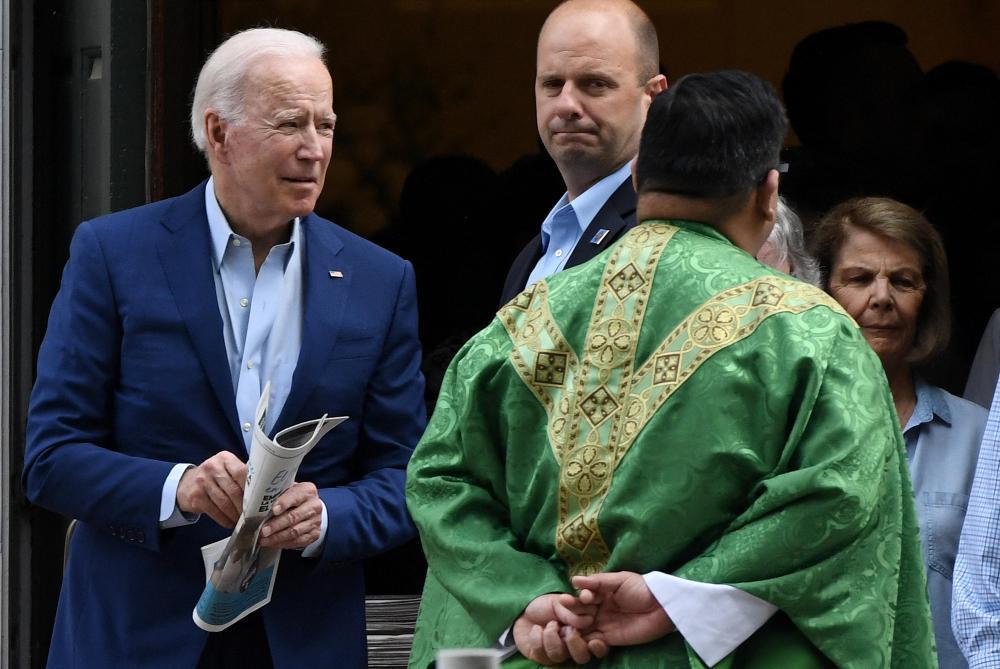 USA: les évêques catholiques menacent Joe Biden d'être privé de communion