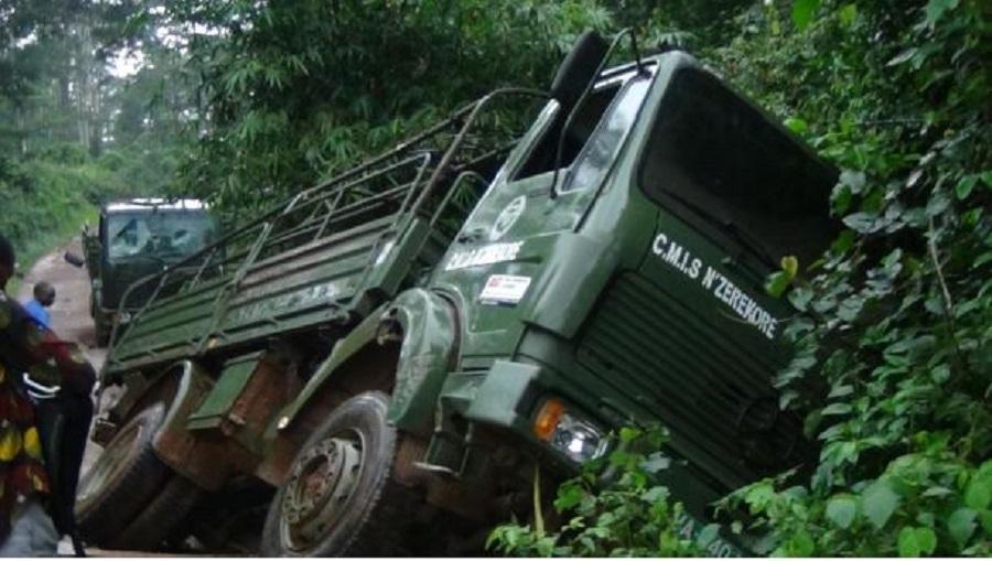 Massacre de Zogota : la Guinée risque de nouvelles sanctions