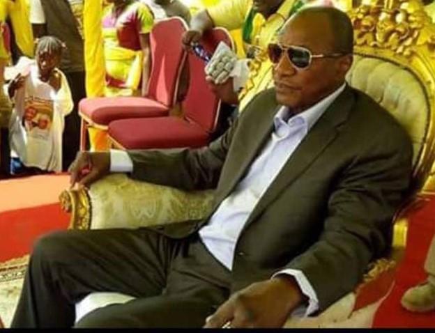 Grâce présidentielle: Koundouno du FNDC tire à boulets rouges sur le président Condé