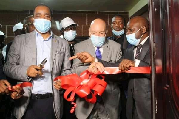 Tibou Kamara préside le lancement du Centre de Gestion Agrée de Matoto