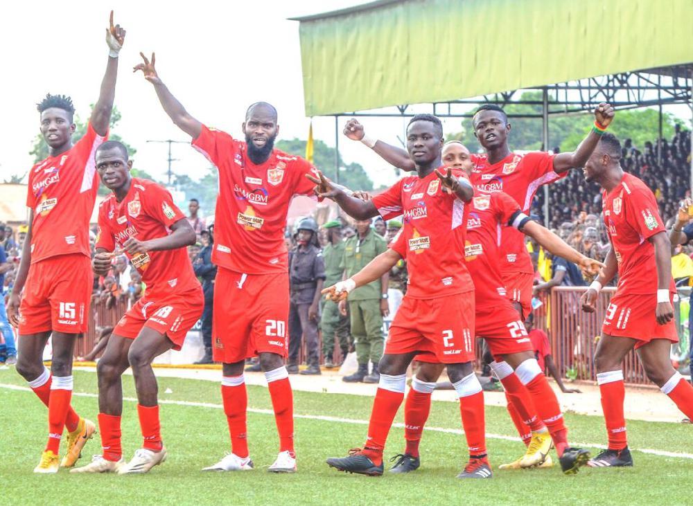 Nouveau sacre du Horoya AC en Ligue 1 Salam: la réaction du propriétaire du club, Antonio Souaré