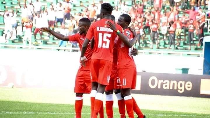19e titre du Horoya AC en Ligue 1: