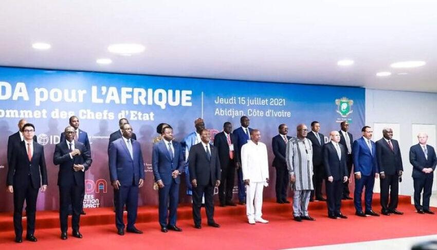 Ce qu'il faut retenir de la 20e reconstitution de l'IDA à Abidjan ( Déclaration )