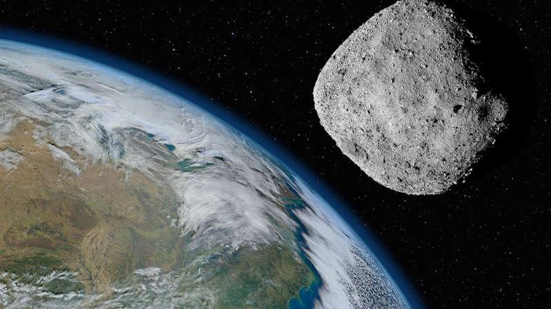 La Chine veut détruire un astéroïde qui menace de s'abattre sur la Terre entre 2175 et 2199