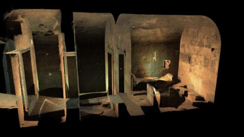 Le tombeau de la mère d'Alexandre le Grand retrouvé en Grèce