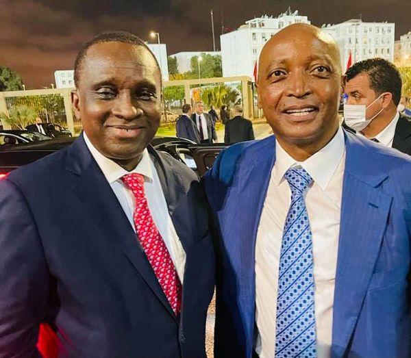 42e Congrès Exécutif de la CAF: l' Afrique pour un Mondial tous les 2 ans