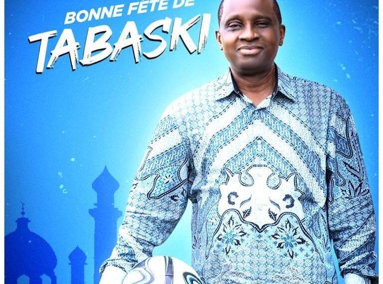 Tabaski 20201: le message du président Antonio Souaré au chef de l' Etat et aux compatriotes
