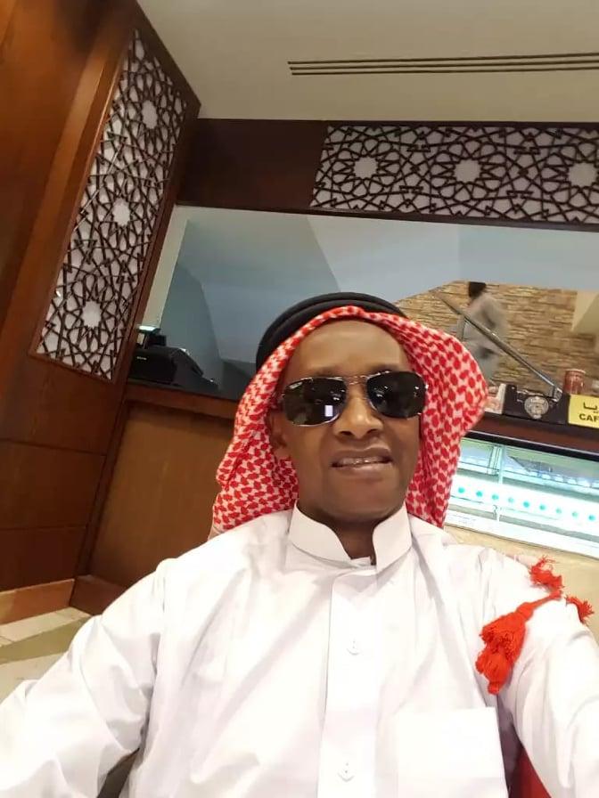 Tabaski 2021: le fils de Biro accuse Alpha Condé d'être le responsable de la pauvreté galopante qui sévit en Guinée ( message )