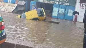 Pluie diluvienne : Une jeune femme retrouvée morte à Yattayah-centre