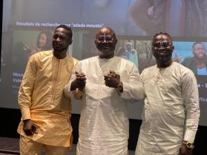 KPC, médiateur culturel?  Lévi Bobo et  Mousto font la paix des braves...Yama Séga et Manamba Kanté enterrent la hache de guerre