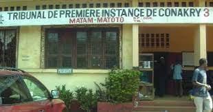 Sékou Koundouno clash les magistrats